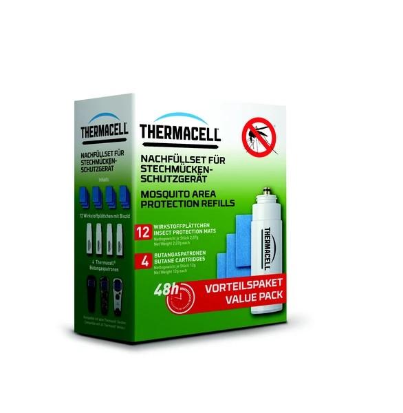Thermacell Mückenschutz Nachfüllset für 48 Stunden
