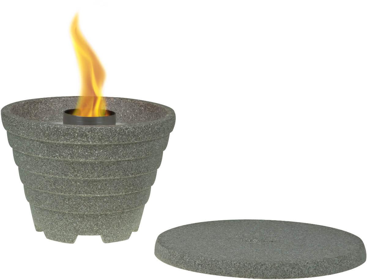 Amüsant Schmelzfeuer Outdoor Dekoration Von (sfg) & Deckel Granicium® (sfg-de) | Premium