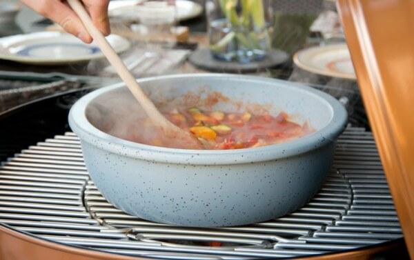 Keltentopf aus CeraFlam Keramik - Outdoor-Cooking - KET