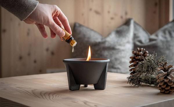 Schmelzfeuer Indoor CeraLava® - Das Schmelzfeuer für Innenräume - SFCI