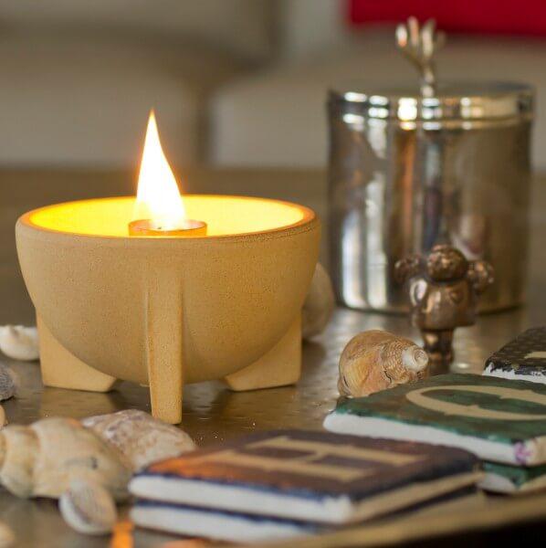 Schmelzfeuer Indoor CeraNatur® - Das Schmelzfeuer für Innenräume - SFDI