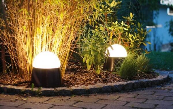 Mobiles Licht Luxor CeraLava® mit eingebauter Steckdose - LX-CL