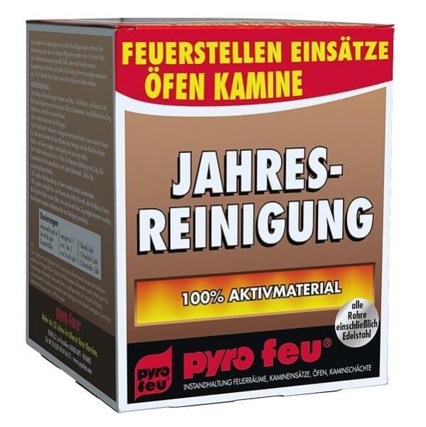 1x 2te Wahl Jahresreinigung Entrußer für Ofen & Kamin alle Rohre einschließlich Edelstahl