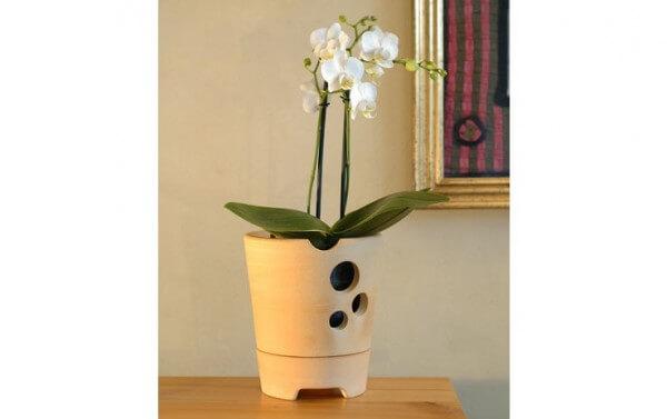 Orchideentopf aus CeraNatur® Keramik - OTD