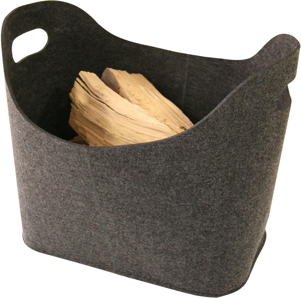 filzkorb kamink rbe holzk rbe kamin ofen zubeh r. Black Bedroom Furniture Sets. Home Design Ideas