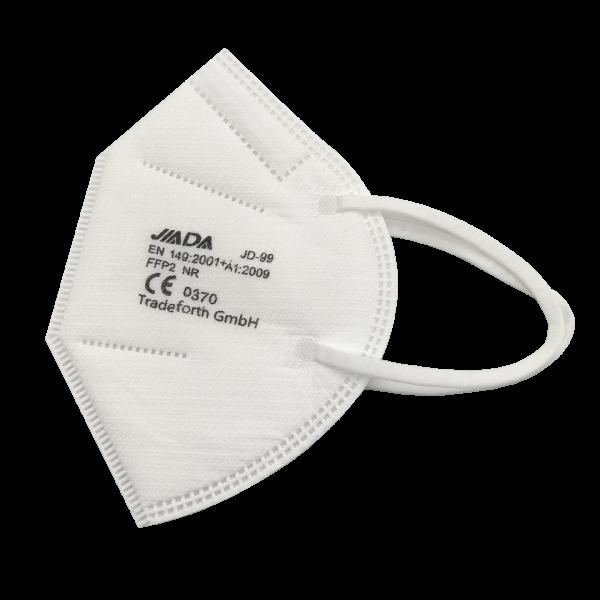 50er Pack ~ FFP2 CE zertifizierte Atemschutzmasken 5- lagig ~ einzeln verschweißt